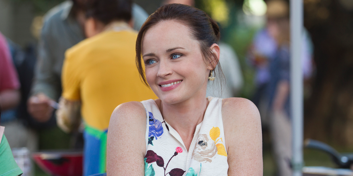 Gilmore Girls A Year in the Life Alexis Bledel Rory Gilmore Netflix