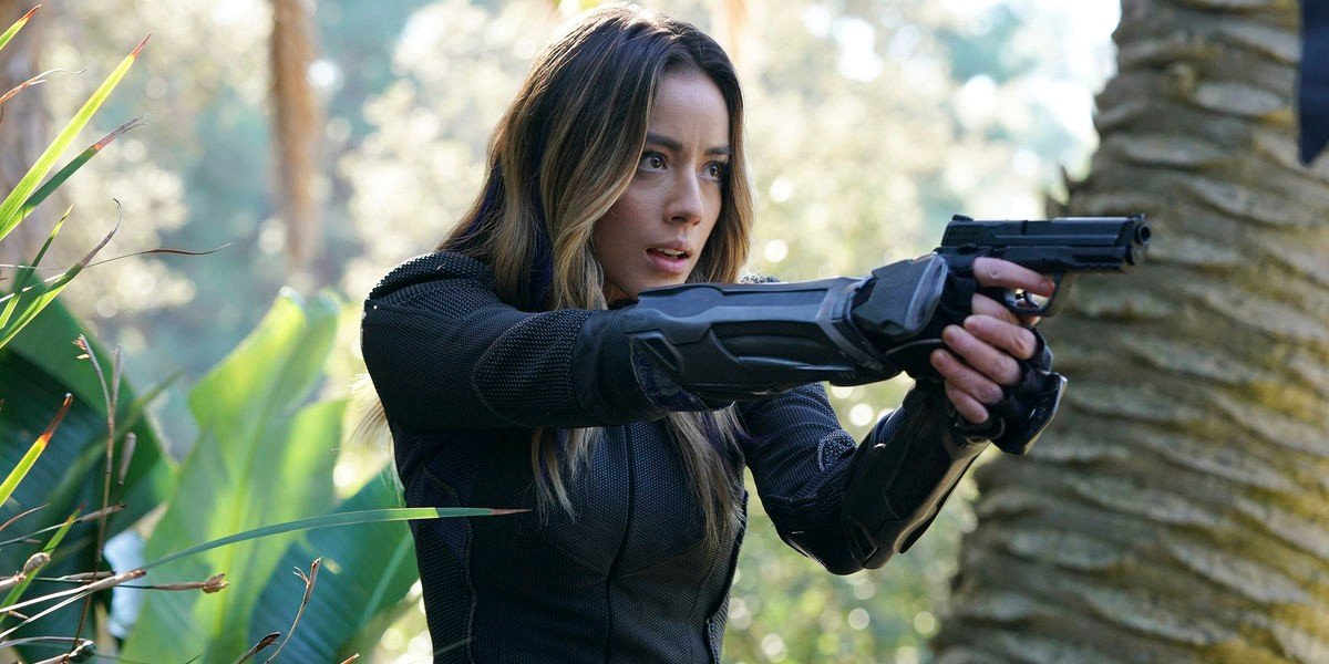 Would Agents Of S.H.I.E.L.D.'s Chloe Bennet Return As Quake After The Show Ends? Here's What She Said