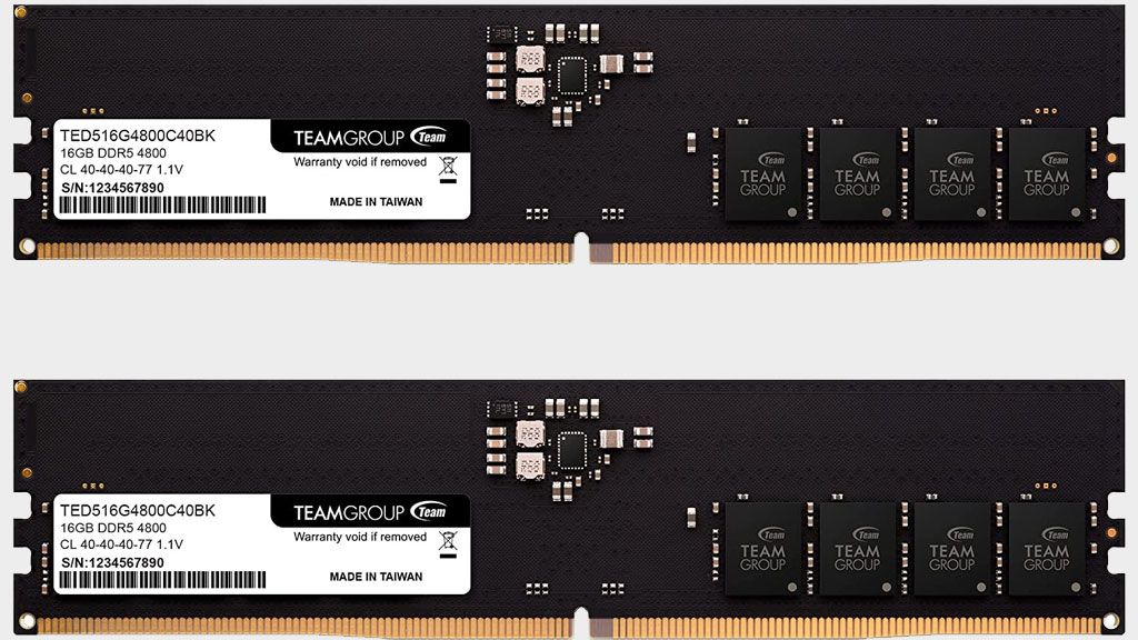 The first 32GB DDR5 RAM kit lands at retail for $311 and it's already sold  out | PC Gamer