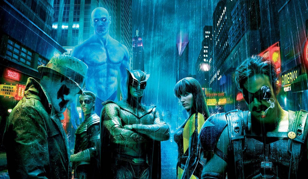 watchmen movie poster zack snyder