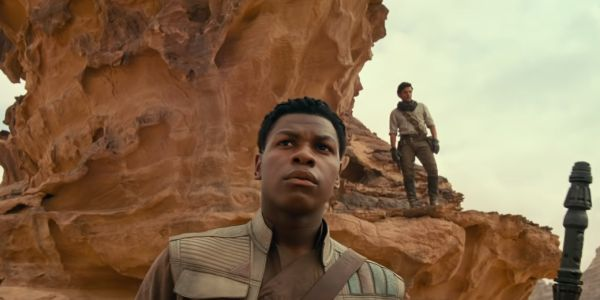 John Boyega Reveals Why He Was Pumped About Finn's New Costume In Star Wars: The Rise Of Skywalker