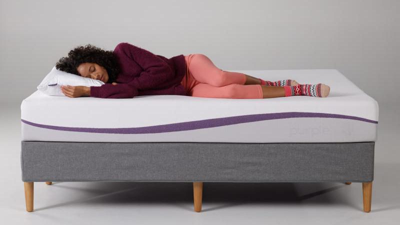 best mattress: Purple