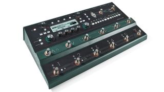 Amp modeller combines Profiler Head and Remote for one all-powerful unit