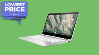 HP Chromebook x360 14 drops to $339