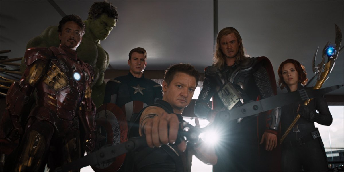 The Avengers assemble to capture Loki
