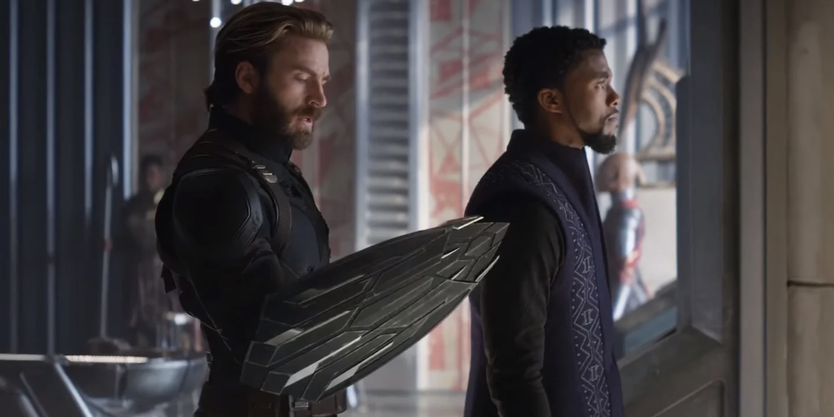 Avengers: Infinity War Could Have Given Captain America More Deadly Shields