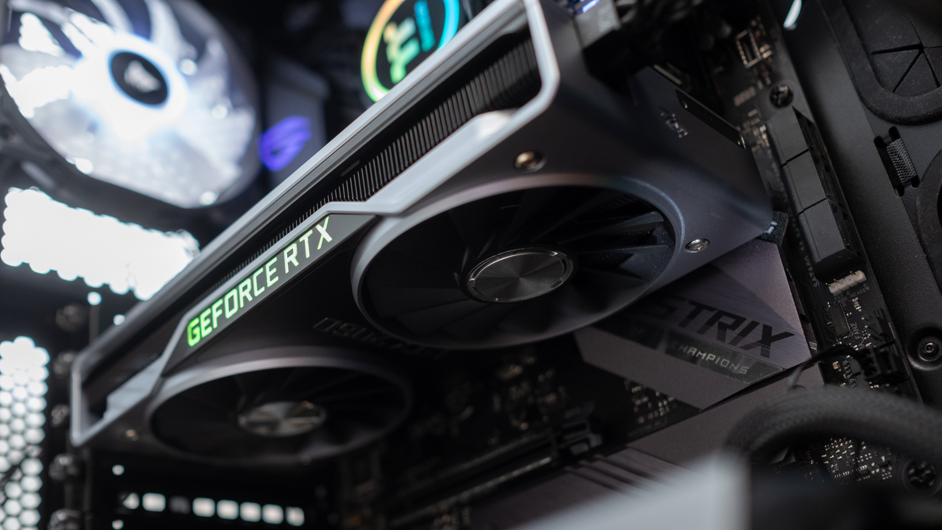 Nvidia's RTX graphics cards start racking up sales led by RTX 2060