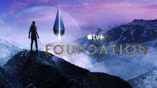 An official image of Foundation season 1 on Apple TV Plus