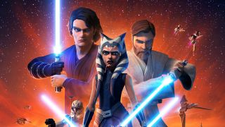 Star Wars: The Clone Wars Returns with New Episodes Only on Disney Plus on February 21