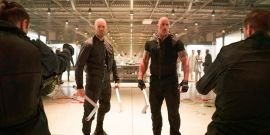 Hobbs And Shaw: The Best Moments From The Fast And Furious Spinoff, Ranked