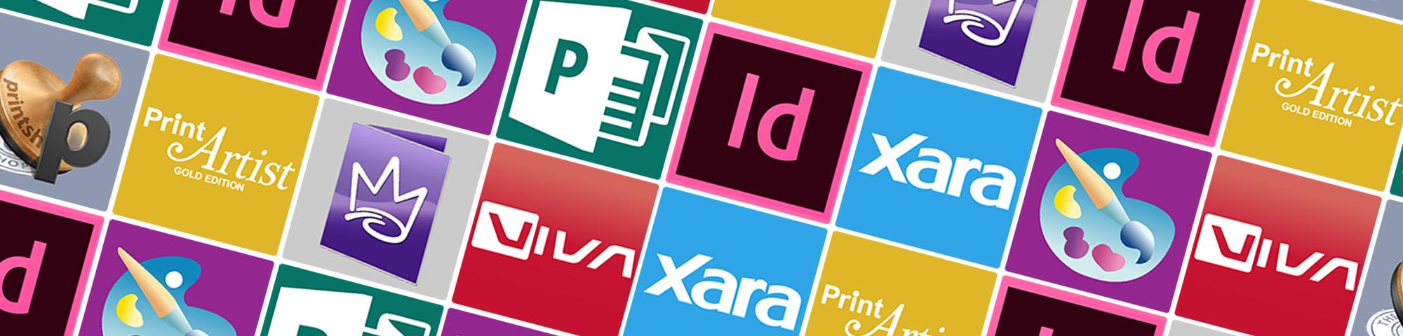 Desktop publishing on a mac