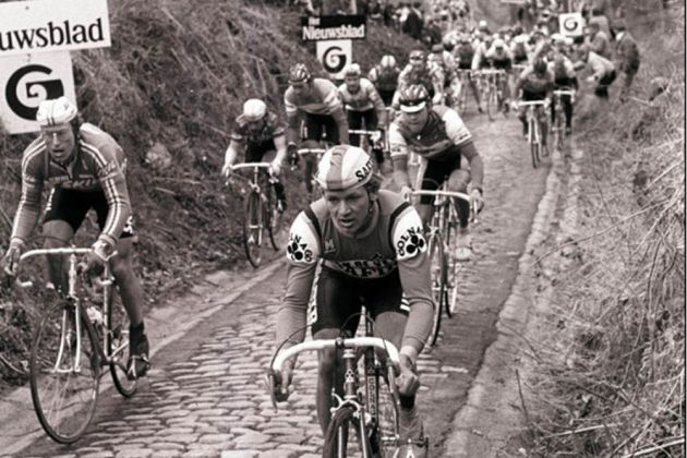 Photo: Throughout the history of the Classics, it's the cobbled roads of Flanders that have had the biggest impact on results and careers .