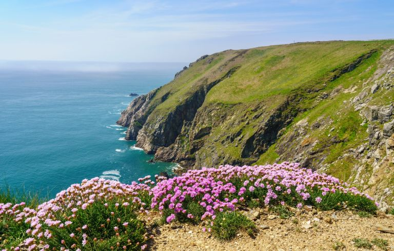 Lundy, Devon, UK