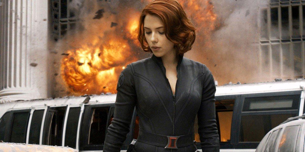 Scarlett Johansson - The Avengers (2012)