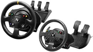 dbe686646e3 Best steering wheels for PC gaming for 2019 | PC Gamer