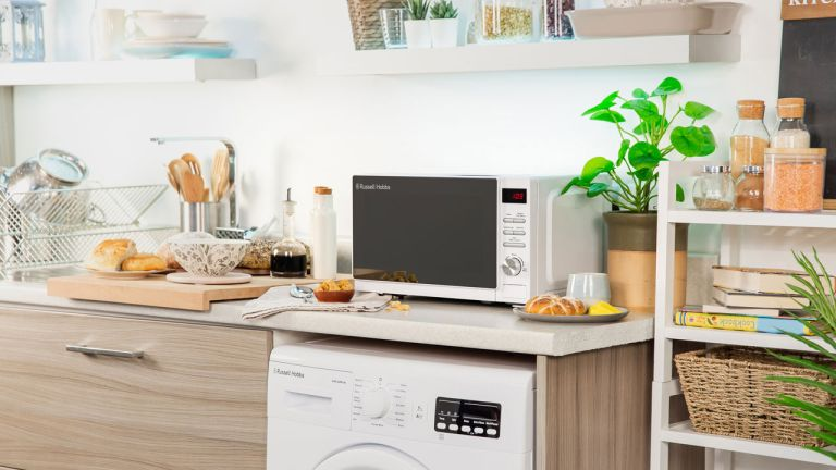 Best microwave ovens: Russell Hobbs Aura RHM2079A 20 Litre Microwave - White