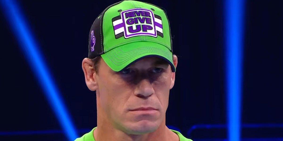 John Cena Smackdown Live! Fox