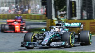 f1 live stream from the australian grand prix