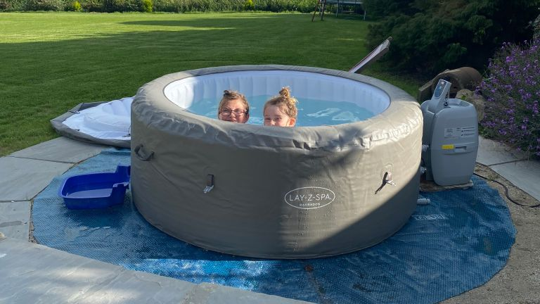 Lay-Z Spa Barbados hot tub review