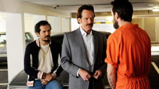Een screenshot van The Infiltrator op Netflix