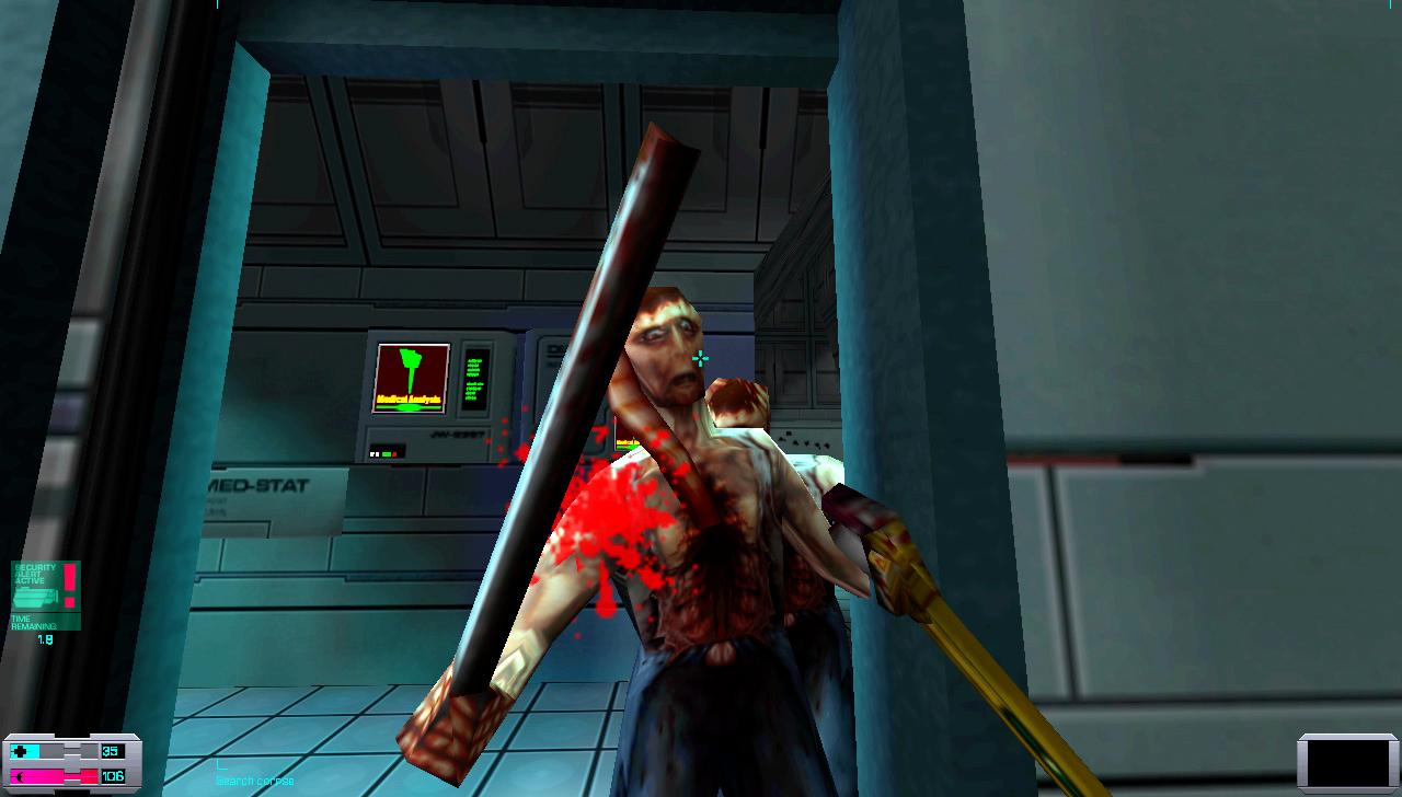 Лучшие ролевые игры - System Shock 2