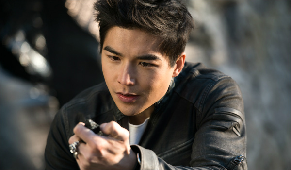ludi lin power rangers