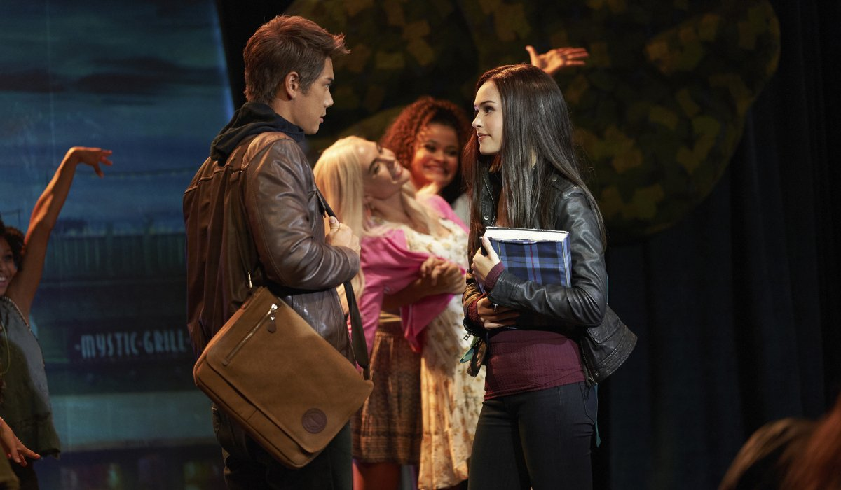 legacies salvatore the musical stelena meeting the cw