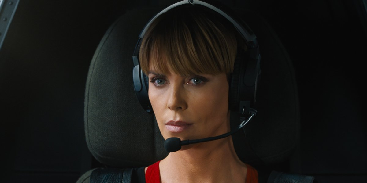 Charlize Theron in F9