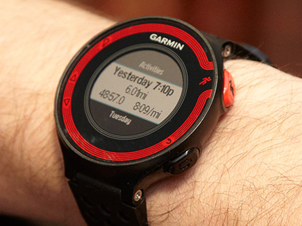 Garmin Forerunner 220 - GPS Smartwatch Reviews | Tom's Guide