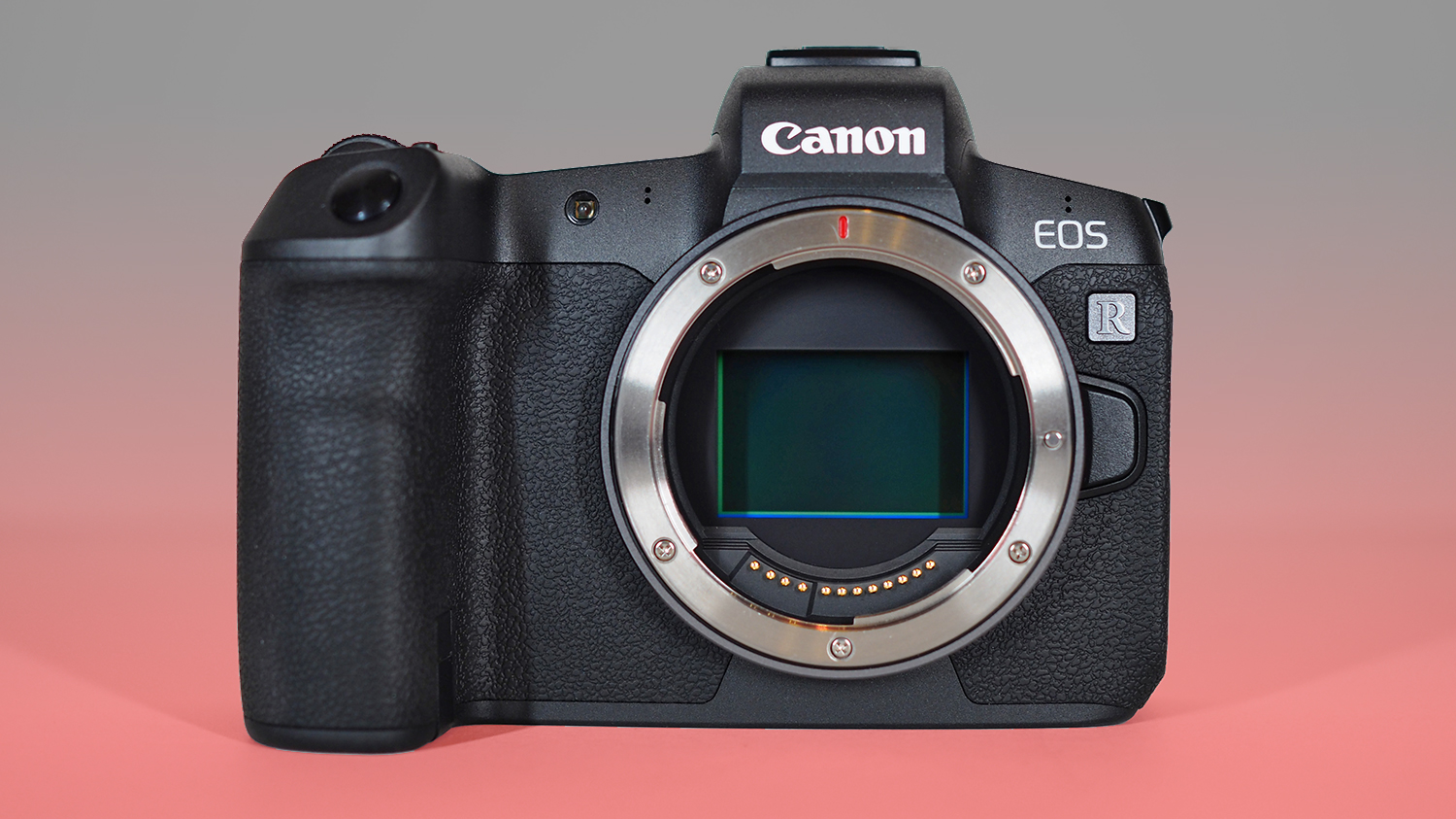 New Canon EOS R has resolution