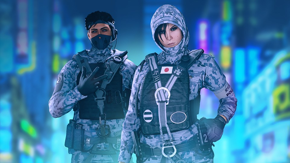 Rainbow Six Siege players want Apex Legends' pinging, and Ubisoft likes the idea