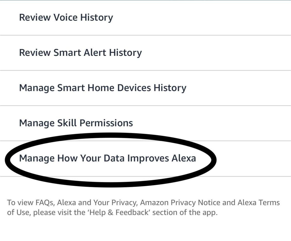 How to Stop Amazon From Listening to Your Alexa Recordings | Tom's Guide