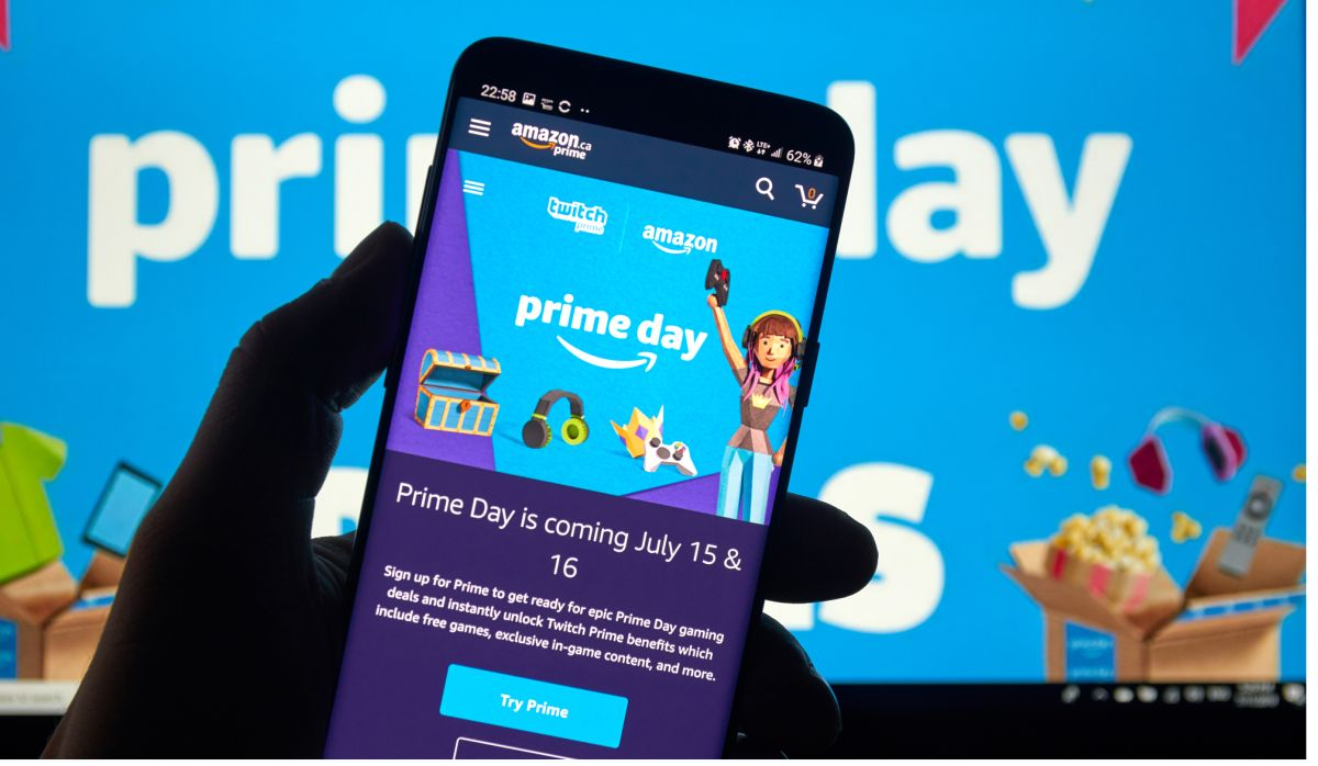 WHEN DOES PRIME DAY END