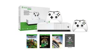 This Xbox One S All Digital Edition bundle is less than £170 on Amazon UK
