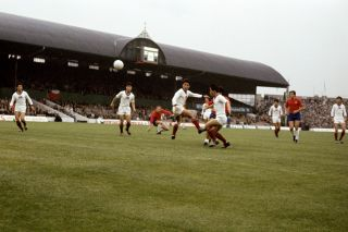 Soccer – World Cup England 1966 – Group Four – North Korea v Chile – Ayresome Park