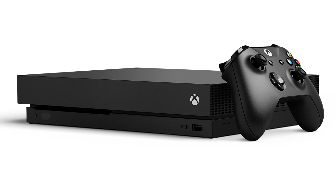 All your Xbox One X questions answered  | GamesRadar+