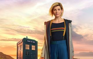 Jodie Whittaker new picture as first female Time Lord. She will appear in the Doctor Who Christmas special 2018