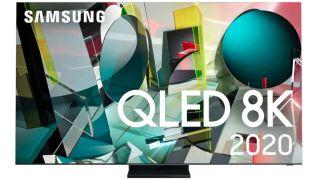 "Samsung 65"" Q950TS 8K UHD QLED smart-TV QE65Q950TST"