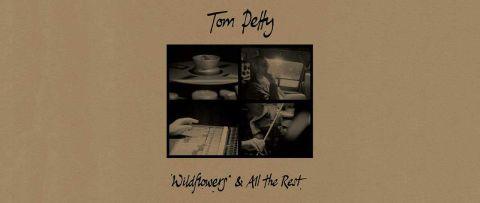 Tom Petty - Wildflowers & The Rest album artwork