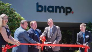 Biamp Opens New Manufacturing Facility