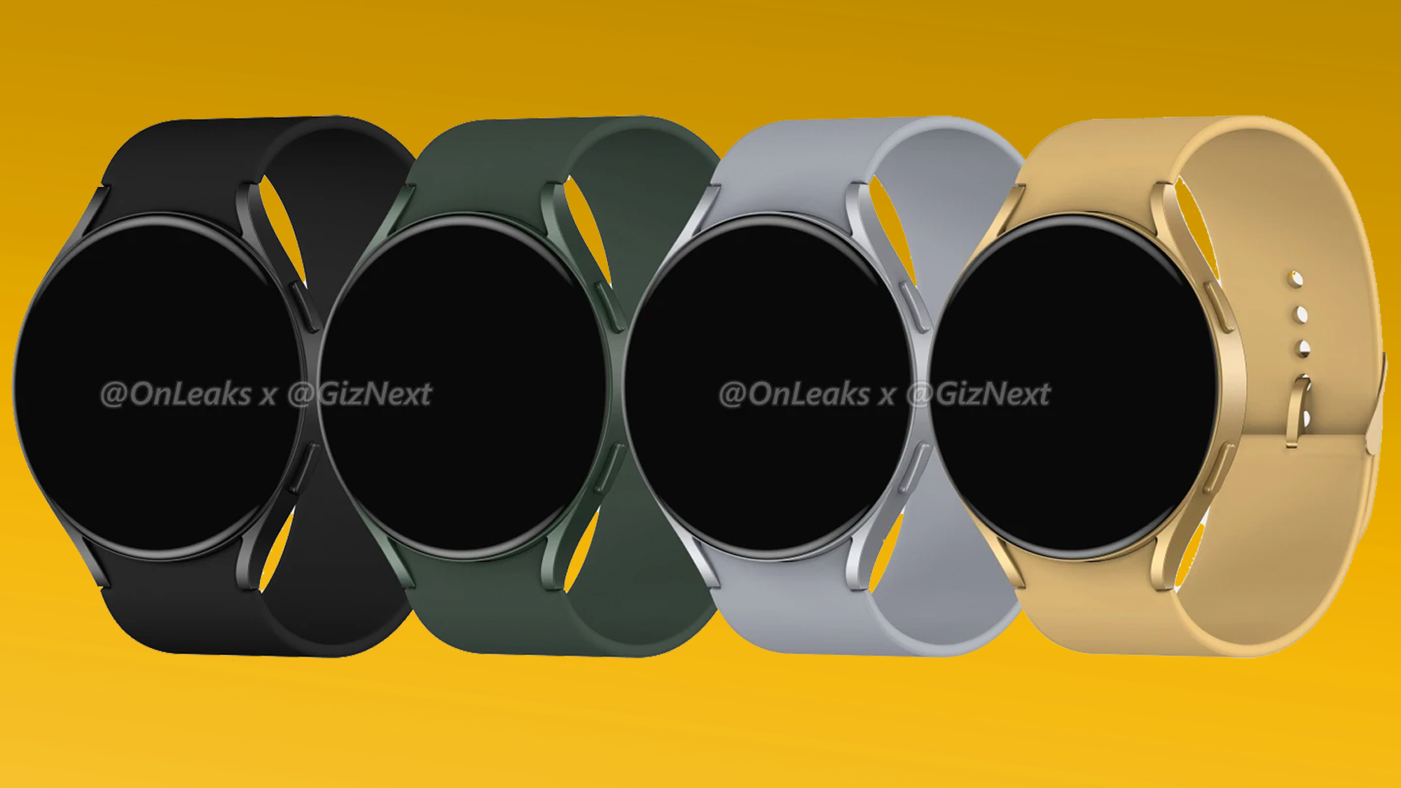 Samsung Galaxy Watch 4 is coming