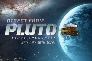 'Direct from Pluto' on the Science Channel