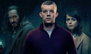 The Sister cast Bertie Carvel, Russell Tovey and Amrita Acharia