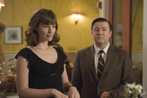 The Invention of Lying - Jennifer Garner & Ricky Gervais star in this satirical romantic comedy set in a world where everyone tells the truth