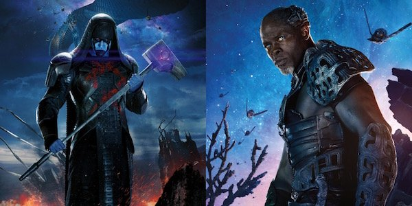 Ronan the Accuser and Korath