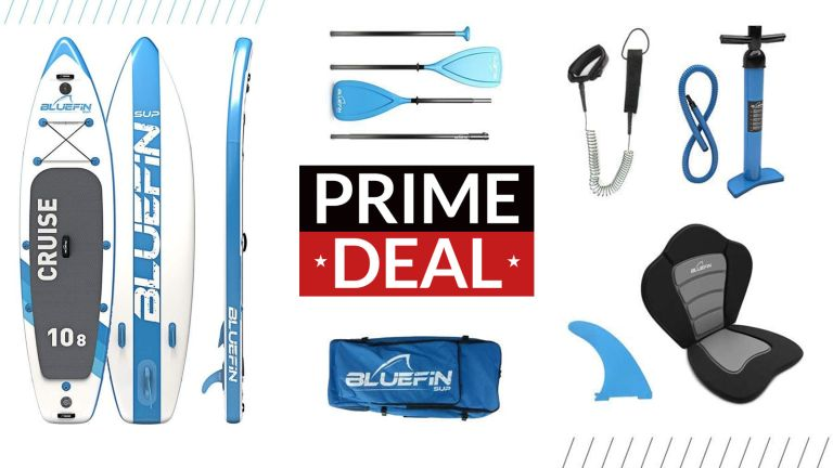 Amazon Prime Day 2020 Deals: Bluefin Cruise SUP Package