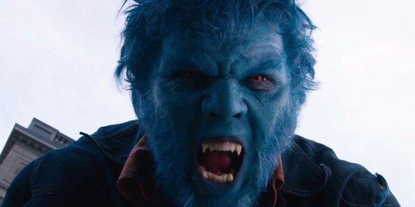 X-Men Star Nicholas Ho...