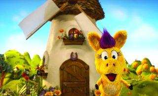 Donkey Hodie on PBS Kids