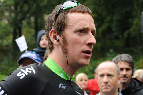 Bradley Wiggins, Tour of Britain 2010, stage one