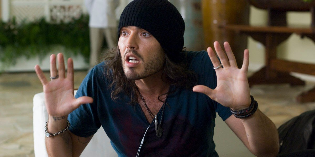 Russell Brand - Forgetting Sarah Marshall